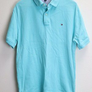 TOMMY HILFIGER CLASSIC FIT SHORT SLEEVE POLO SHIRT